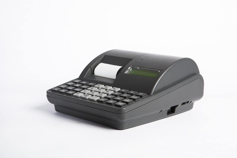 Elektroniskais kases aparāts CHD 2050
