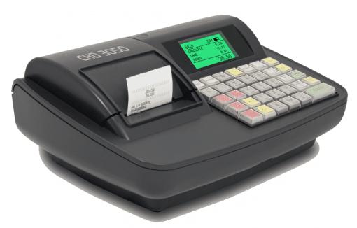 Elektroniskais kases aparāts CHD 3050